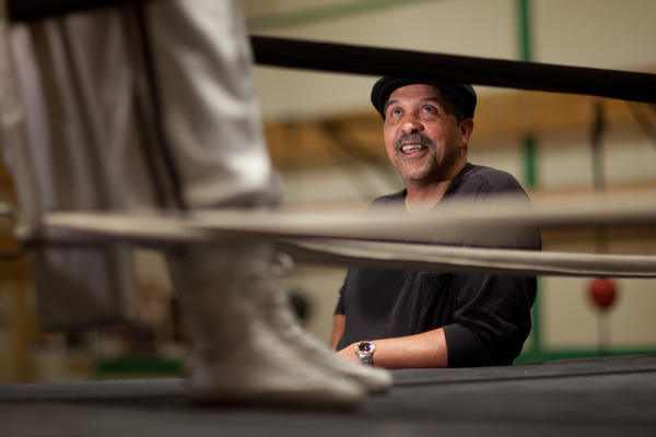 Carl Kelly & the Grand Rapids Youth Boxing Foundation