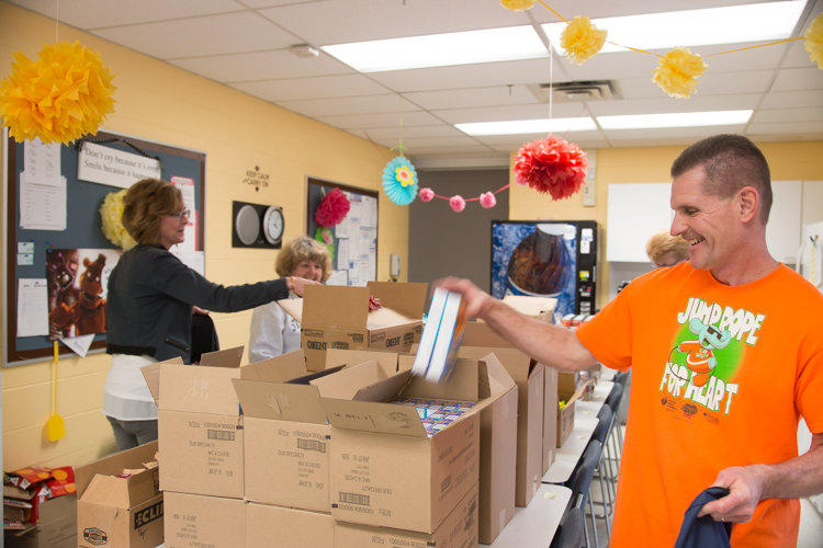 Keeping kids well fed in St. Clair County