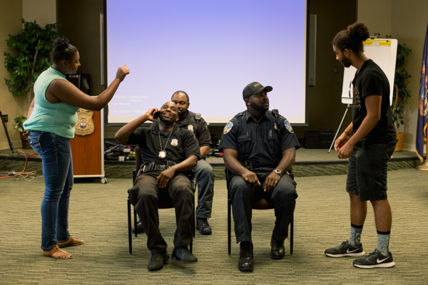 Keeping the peace: Wayne State program on youth conflict resolution