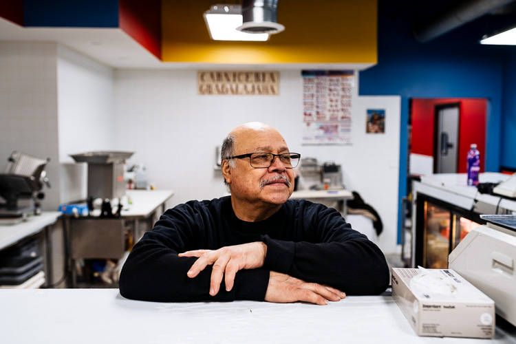 Three generations of family contribute to southwest Detroit butcher shop