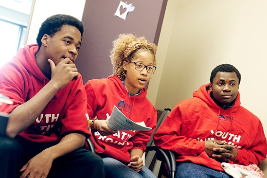 Youth Mobilizing for Policy Change, Detroit