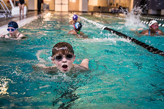 Detroit Swims, Boll Family YMCA